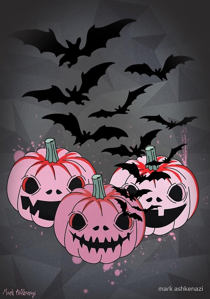 Halloween by mark ashkenazi