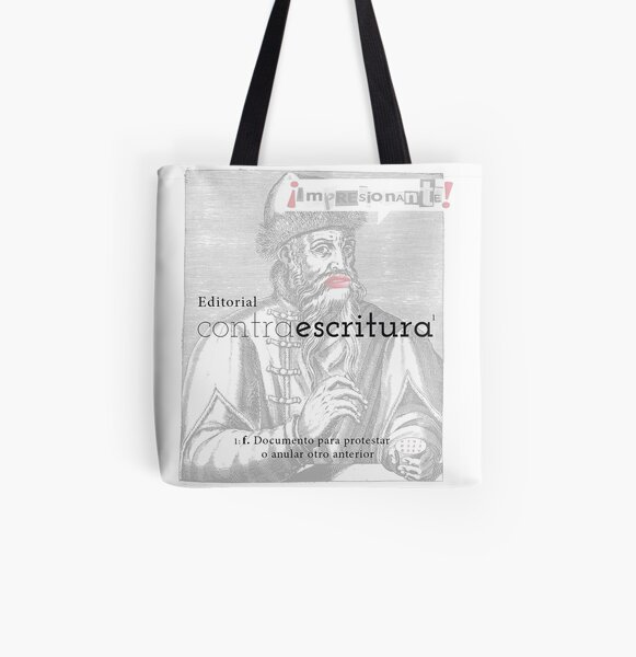 Awesome All Over Print Tote Bag