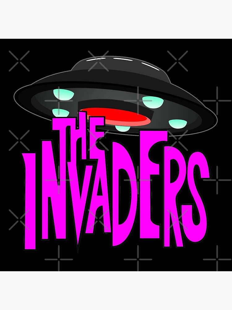 The Invaders by Swagtee