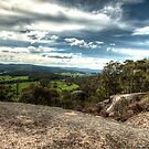 0388 Mt Cannibal View by DavidsArt