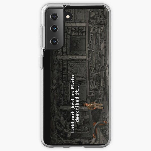 Just As Plato Described It Samsung Galaxy Soft Case