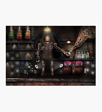Mad Scientist - The Enforcer Photographic Print