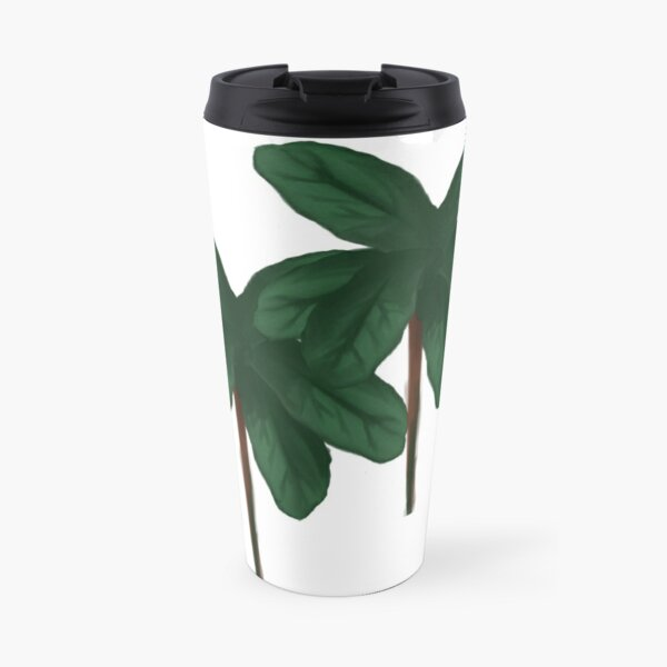 Twinnie Leaves Travel Mug