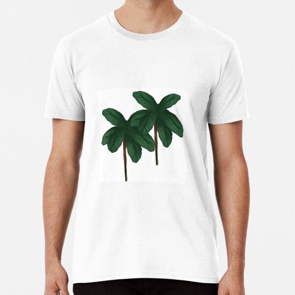 Twinnie Leaves Premium T-Shirt