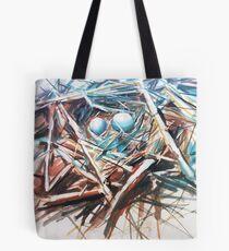 Bird nest  Tote Bag