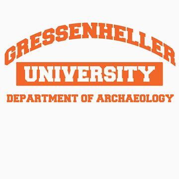 Gressenheller University by TeddyIchneumon