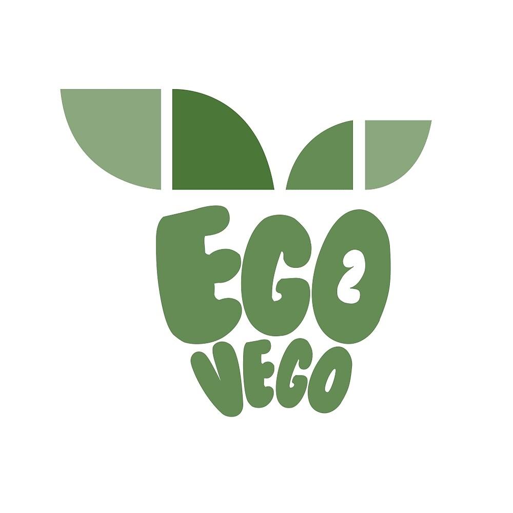 Ego 2 Vego  by croppedcharcoal
