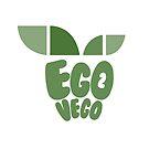 «Ego 2 Vego» de croppedcharcoal