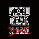 Fixed Gear is (not) Dead by Boni Febrianda
