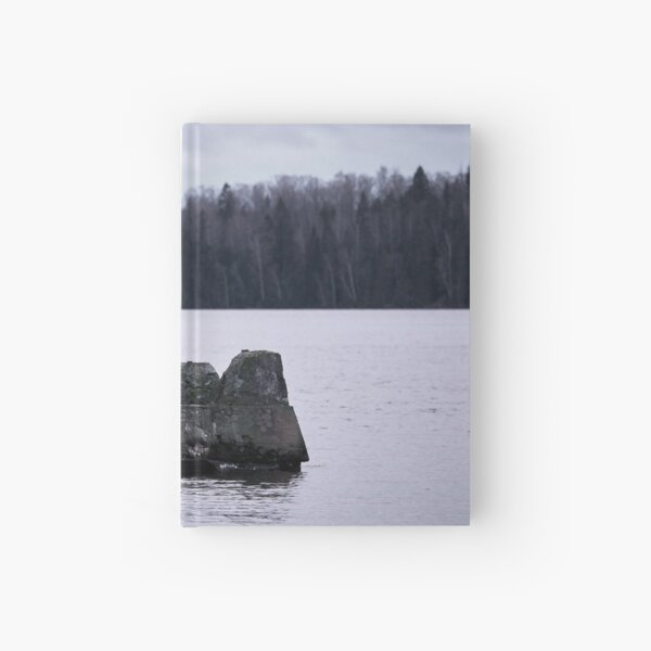 Concrete meeting Hardcover Journal