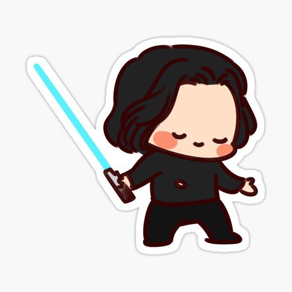 Goodboi shrug Sticker