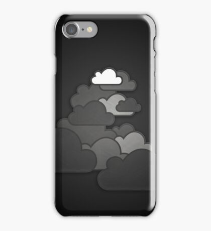 iCloudy iPhone Case/Skin