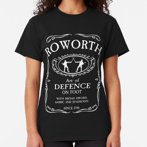 Roworth - Art of Defence since 1798 Classic T-Shirt