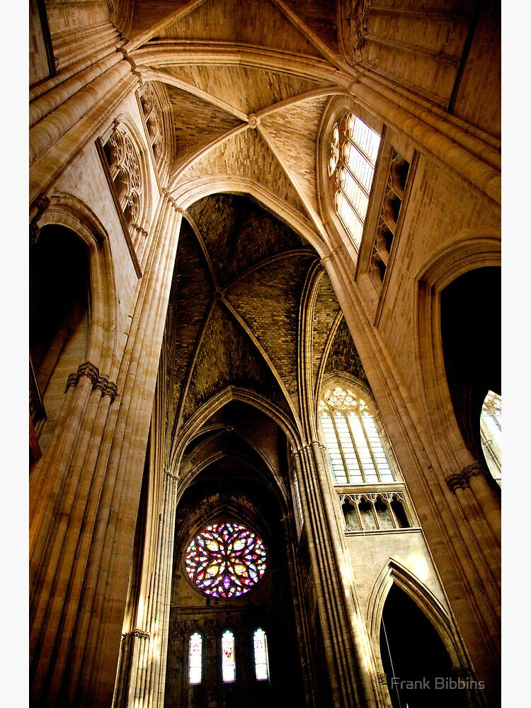 St. Andre Cathedral, Bordeaux 2011 by organicman2