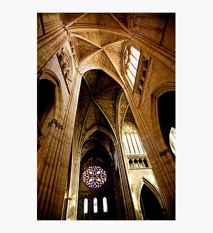 St. Andre Cathedral, Bordeaux 2011 Photographic Print
