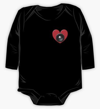Subwoofer Heart Kids Clothes