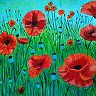 Poppy Field by maggie326