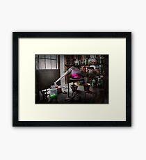 Science - Chemist - Chemistry for Medicine  Framed Print