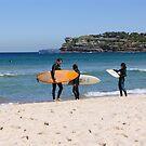 Surfs Up! by CleoJK
