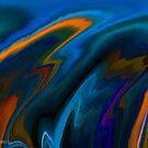 Abstract Digital Paintings by linmarie by linmarie