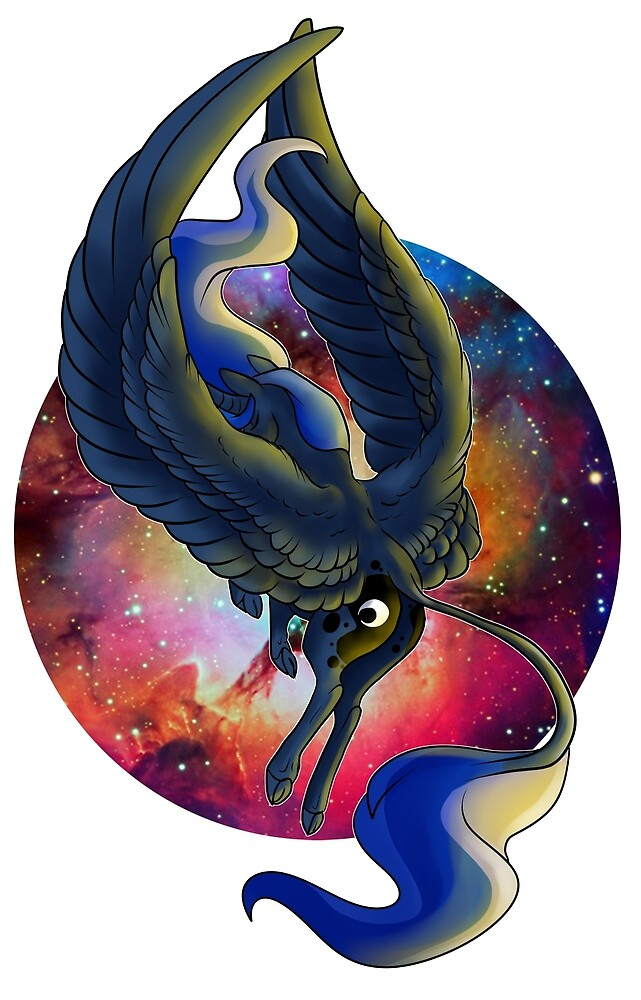 .:Princess Luna:. by CrimsonPencil94