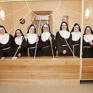 Poor Clare Sisters. by JoeTravers