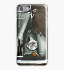 Morgan Plus 8 iPhone Case/Skin