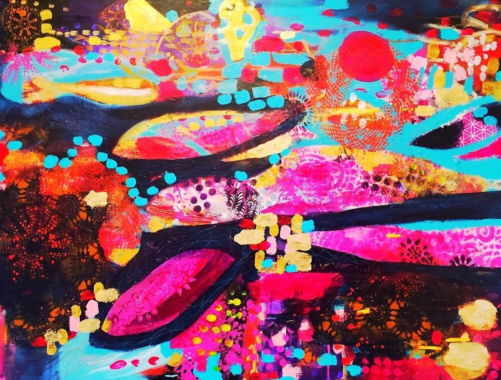 Riverfire by Geri McLeod