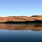 Ord River, Western Australia. by Lynne Haselden