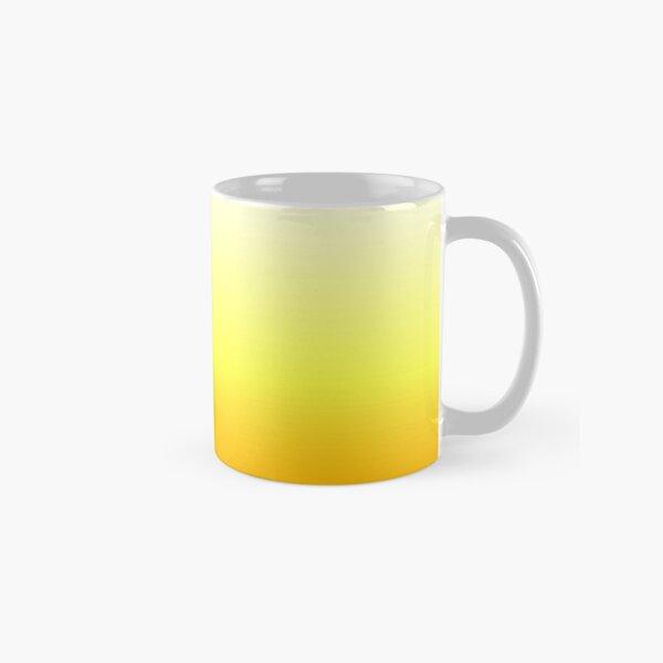 Orange gradientt Classic Mug