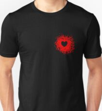 The Heart With-In Unisex T-Shirt