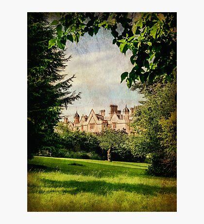 Dumbleton Manor (2) Photographic Print