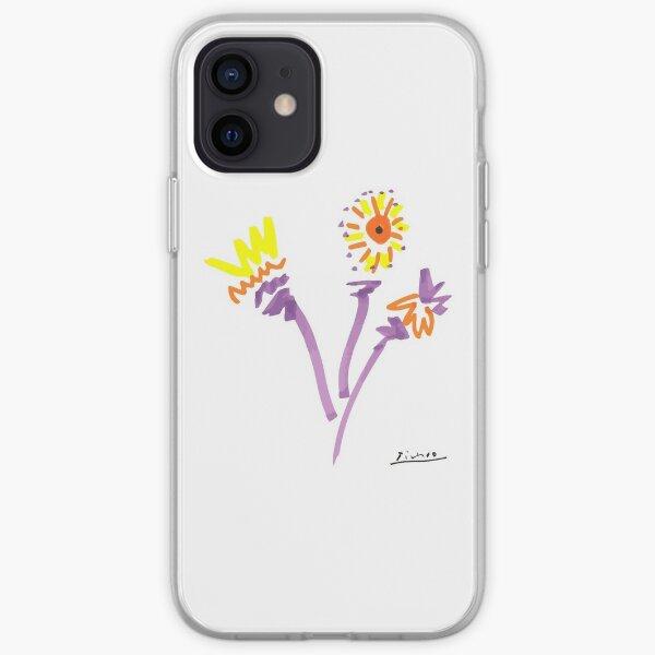 Pablo Picasso Flowers (Fleurs) 1964 Oeuvre Coque souple iPhone