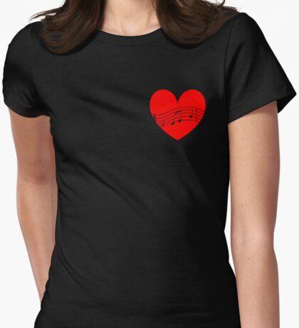 Musician's Heart T-Shirt