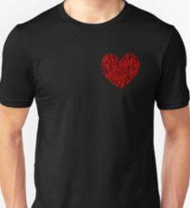 Fiber Heart Unisex T-Shirt