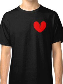 Broken Heart Classic T-Shirt