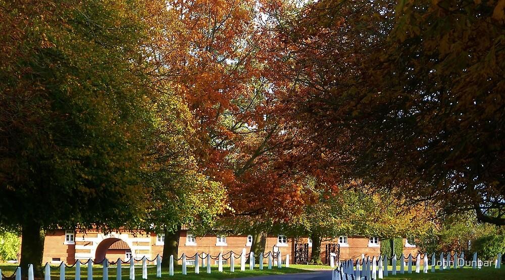 Wiseton Hall Stables by John Dunbar