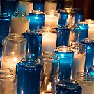 Prayer Candles by Will Hore-Lacy