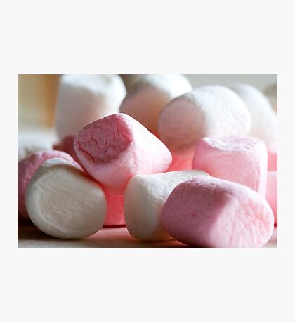 Mallow Out Man Photographic Print