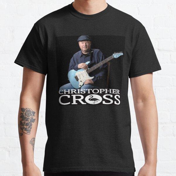 Christopher Cross Music Band Tour Classic T-Shirt