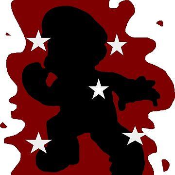 It's me, Mario. by Maxyjaz