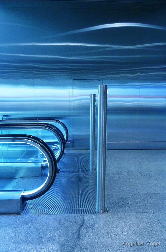 Airport Zurich       by Angelika  Vogel