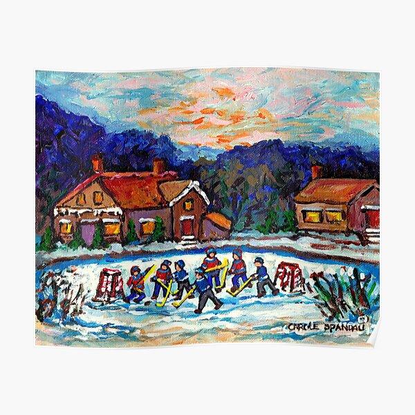 Hockey Tote Bag Shopper Sport Player Ice Grass Team Coach Puck Stick Gift Idea