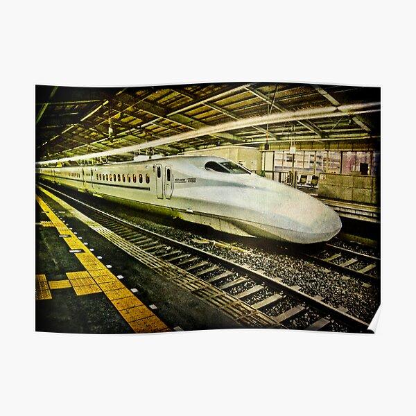 Shin-Kobe Shinkansen Poster