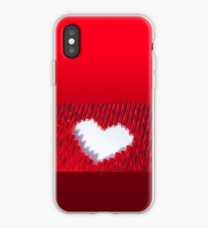 Love, beaded (iPhone case) iPhone Case