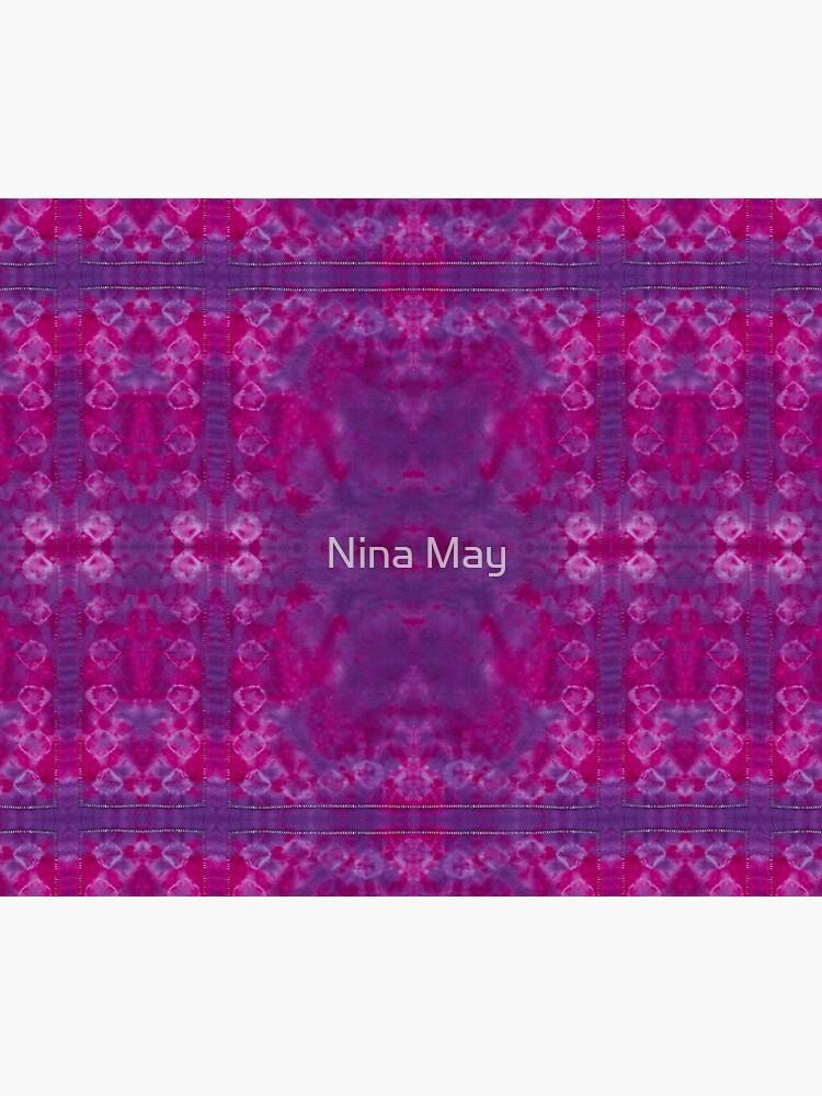 Chickpea Shibori Pink by ninabmay