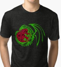 Dungeons and Dragons - Custom Colors Available! Tri-blend T-Shirt