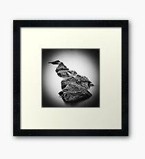 """""""Zen"""" Framed Print"""