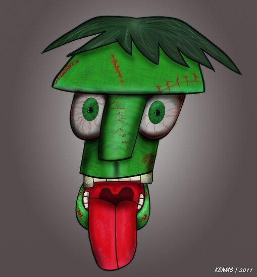 Green Goof by kenmo