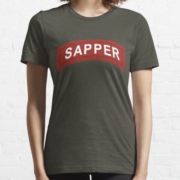 Sapper tab Essential T-Shirt